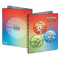 Ultra Pro 9 Pocket Portfolio Pokemon Galar Starters