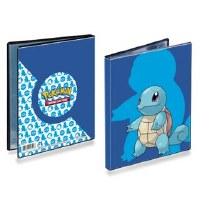 Ultra Pro 4-Pocket Portfolio Pokemon Squirtle