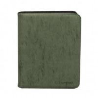 Ultra Pro 9 Pocket Premium Pro Binder Emerald