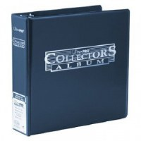 "Ultra Pro Collector Card Album 3"" Blue"