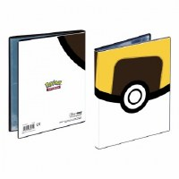 Ultra Pro 4-Pocket Portfolio Pokemon Ultra Ball