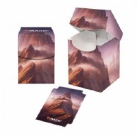 Ultra Pro 100+ Deck Box Unstable Lands Mountain