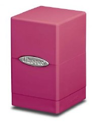 Ultra Pro Satin Tower Box Pink