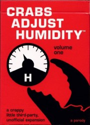 Crabs Adjust Humidity Volume One (fan expansion for CAH) EN