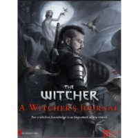 The Witcher TRPG - A Witcher's Journal