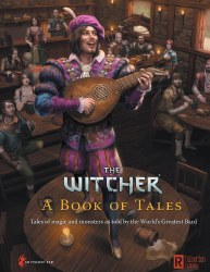 The Witcher A Book of Tales EN