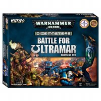 Dicemasters: Warhammer 40000 Battle for Ultramar Campaign EN
