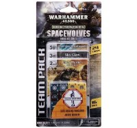 Dicemasters: Warhammer 40000 Spacewolves Team Pack EN