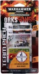 Dice Masters Warhammer 40000 Orks WAAAGH Team Pack EN