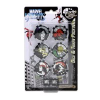 Heroclix Marvel Kights Dice and Token Pack