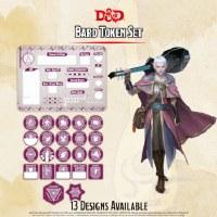 D&D Bard Token Set