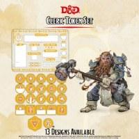 D&D Cleric Token Set