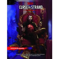 D&D Curse of Strahd English
