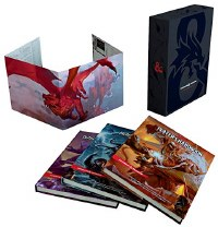 D&D Core Rulebook Gift Set EN