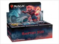 Magic Hauptset 2020 Booster Display Deutsch