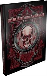 D&D Baldurs Gate Descent into Avernus Alternate Cover EN