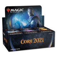 Magic Core Set 2021 Draft Booster Display (36) EN