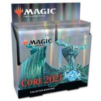 Magic Core Set 2021 Collector Booster Display (12)