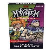 D&D Dungeon Mayhem Battle for Baldurs Gate Expansion EN