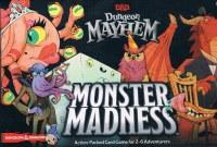 D&D Dungeon Mayhem: Monster Madness English