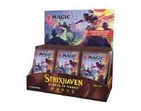 Magic Strixhaven School of Mages Set Display EN PREORDER