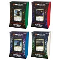 Magic Adventures in the Forgotten Realms Commander Set EN