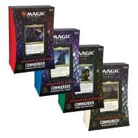 Magic Abenteuer in den Forgotten Realms Commander Set DE