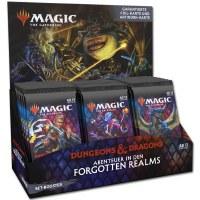 Magic Abenteuer in den Forgotten Realms Set Box DE