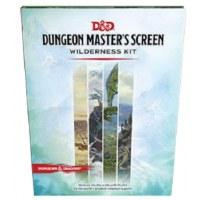 D&D Dungeon Masters Screen Wilderness Kit EN
