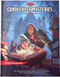 D&D Candlekeep Mysteries English