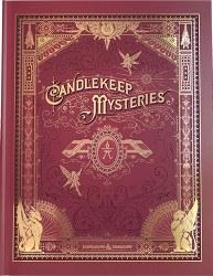 D&D Candlekeep Mysteries Alternate Cover English