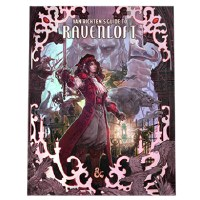 D&D Van Richtens Guide to Ravenloft Alt Cover EN