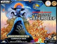 D&D Dice Masters: Trouble in Waterdeep Campaign Box EN