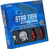 Star Trek Attack Wing Vulcan Faction Live Long and Prosper E