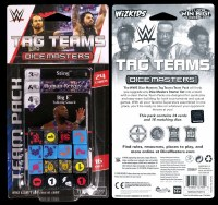 WWE Dice Masters Tag Teams Team Pack English