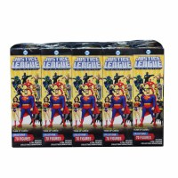 DC Heroclix Justice League Unlimited Booster Brick EN