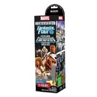 Marvel HeroClix Fantastic Four Future Foundation Booster