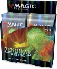 Magic Zendikar Rising Collector Booster Display (12) EN