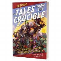 Keyforge Tales from the Crucible English