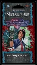 Android Netrunner LCG Runner WC Deck 2017 - Hayley Kaplan