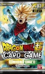 DragonBall Union Force BoosterB02 EN