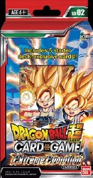 DragonBall Extreme Evolution Starter Deck SD02 EN