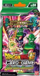 DragonBall Guardian of Namekians Starter Deck SD04 EN