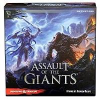 D&D Assault of the Giants Board Game EN