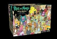 Total Rickall Rick and Morty Cooperative Card Game EN