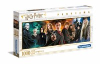 Harry Potter Panorama Puzzle Characters (1000)