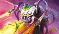 Keyforge Playmat: Storm Crawler