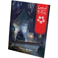 Legend of the Five Rings RPG Sins of Regret English