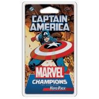 Marvel Champions (MC04) Captain America Hero Pack