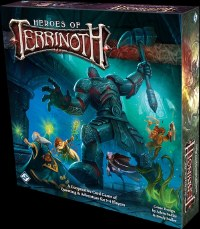 Heroes of Terrinoth The Adventure Card Game English